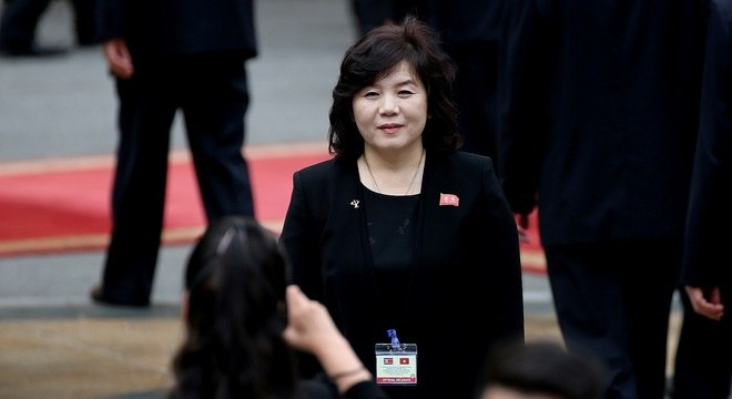 Choe disse que não há necessidade de muita conversa entre os dois países
