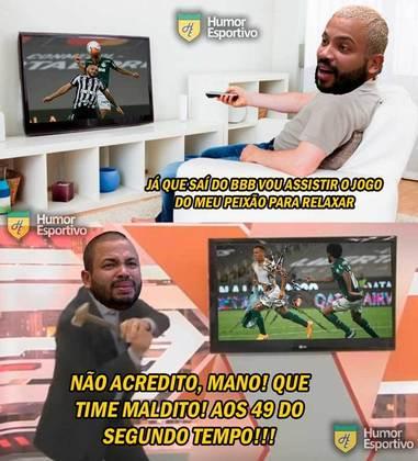 Vice do Palmeiras: memes brincam com Projota após eliminação do Big Brother Brasil
