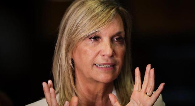 Vice-presidente do Uruguai Beatriz Argimón teve áudio vazado nesta semana