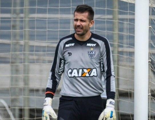 Victor: 424 jogos pelo Atlético-MG