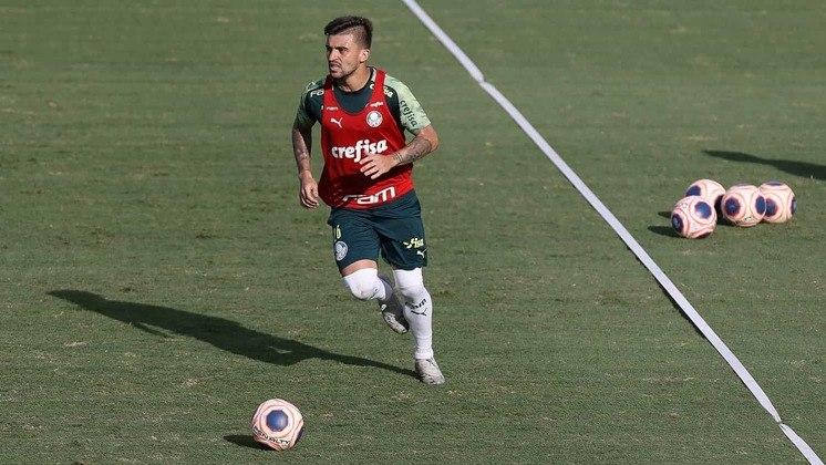 Victor Luis - Lateral-esquerdo - Palmeiras
