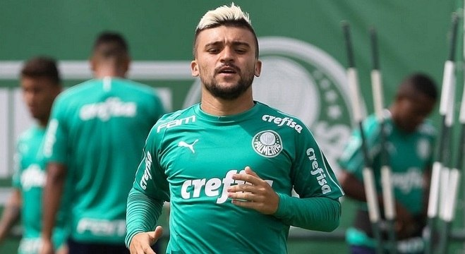 721a8788f75 Palmeiras e Crefisa tratam de detalhes finais para renovação ...