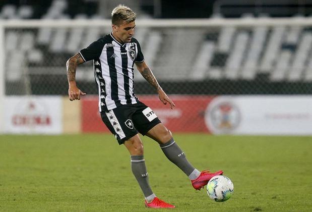 VICTOR LUIS retornou ao Botafogo para a temporada. Desde então, disputou 26 partidas e marcou dois gols. Firmou-se como titular da lateral esquerda.