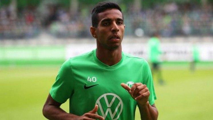 Victor Sá - Time: Wolfsburg (Alemanha) - Posição: Ponta-esquerda - Idade: 27 anos - Contrato até: 30/06/2023