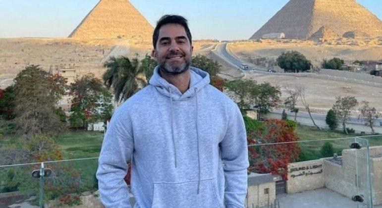 Sorrentino segue detido no Egito por pelo menos mais 4 dias