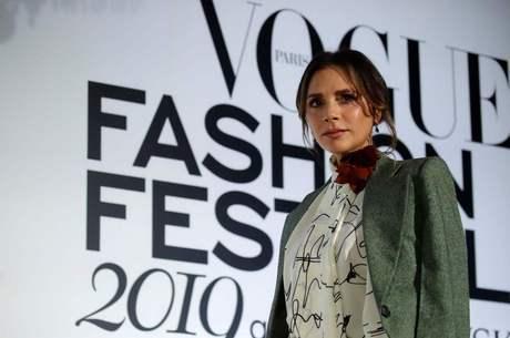 Victoria Beckham no 4ª Vogue Fashion Festival