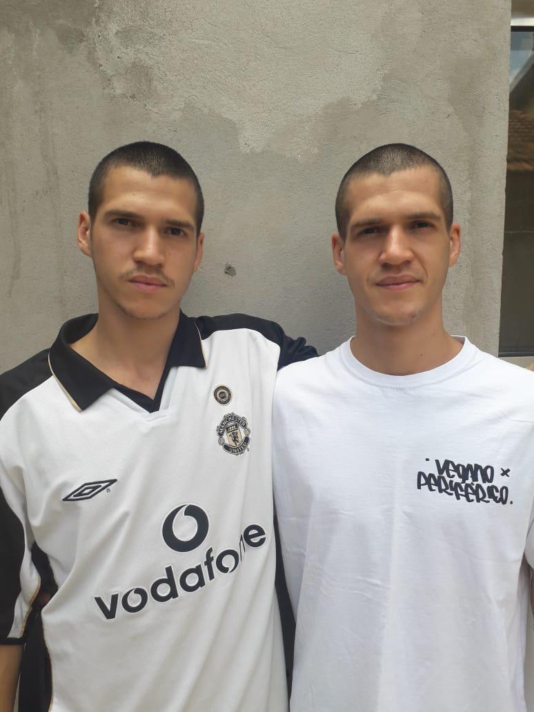 Por representatividade, os irmãos Eduardo e Leonardo criaram o perfil Vegano Periférico