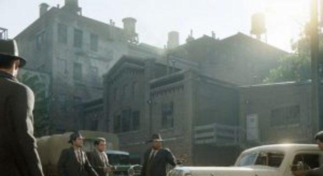 Vídeo mostra 15 minutos do remake de Mafia