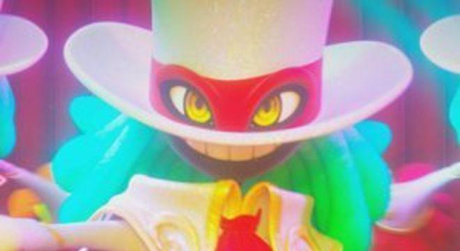 Vídeo mostra a abertura de Balan Wonderworld, dos criadores de Sonic e Nights