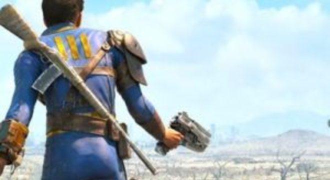 Vídeo mostra Fallout 4 rodando melhor nos Xbox Series X e S