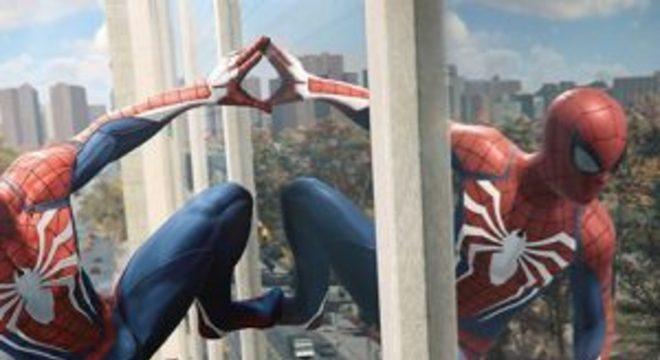 Vídeo mostra Spider-Man Remasterizado no PS5