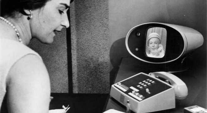 As videochamadas se tornaram uma maneira fácil de manter contato com entes queridos