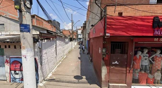 Esconderijo da droga ficava em uma casa, em uma viela na favela de Paraisópolis