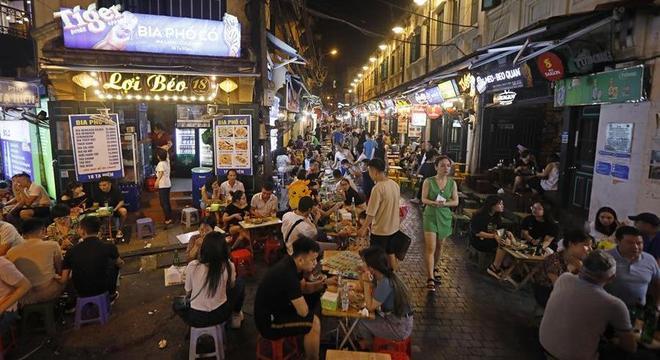 Processo de normalização no Vietnã iniciou no mês de abril