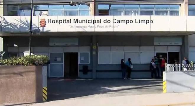 Vigilante foi agredido na recepção do Hospital municipal do Campo Limpo