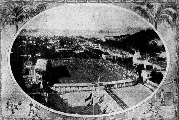 Vila Belmiro (SP): apenas uma partida do Campeonato Sul-Americano de 1949 aconteceu no litoral paulista. O Peru venceu a Bolívia por 3 a 0, com 12 mil pessoas presentes na Vila Belmiro.