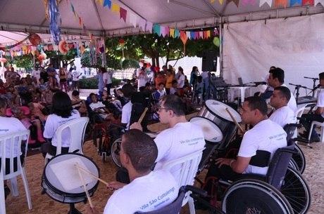 A Vila Cottolengo atende a 321 deficientes