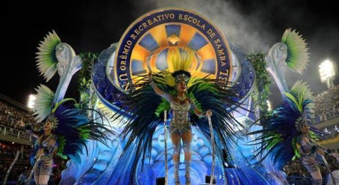 Vila Isabel apostou em enredo sobre Brasília para buscar o título