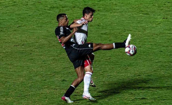 Vila Nova x Vasco (a definir) - Em São Januário, o time carioca ficou com os três pontos ao vencer por 1 a 0 com gol de Léo Jabá.