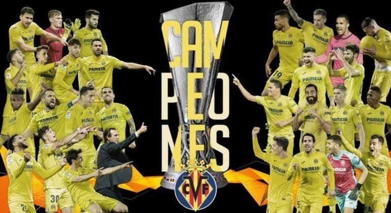 A capa do Twitter do Villarreal