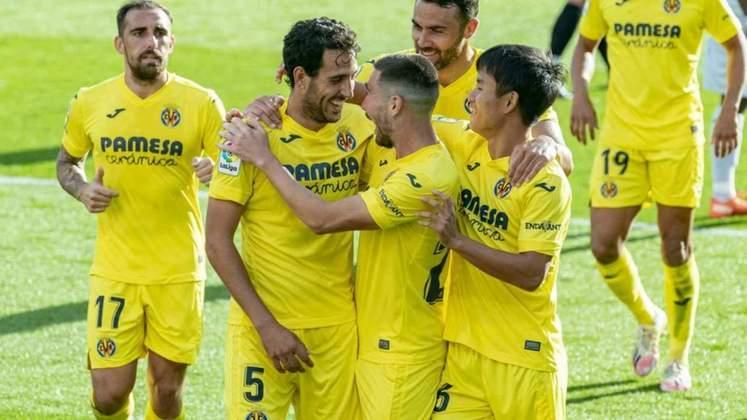 Villarreal - Espanha (via Liga Europa)