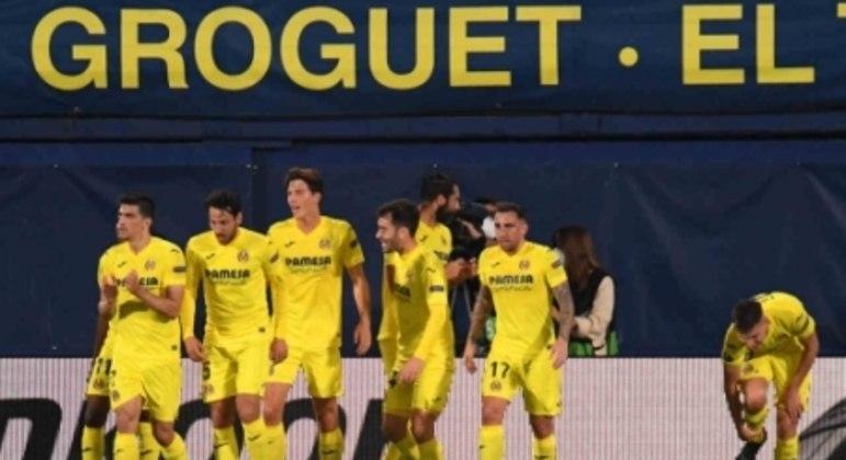 Villarreal x Arsenal