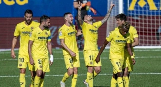 Villarreal x Eibar