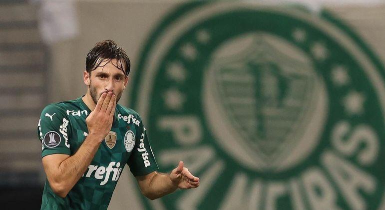 Palmeiras já se despede de Viña. Ida já está acertada com a Roma