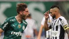 Palmeiras vence, elimina Santos e depende do Corinthians pela vaga