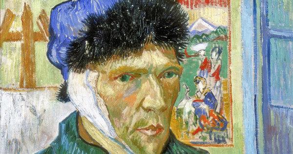 O que aconteceu na noite em que Van Gogh cortou a própria orelha?