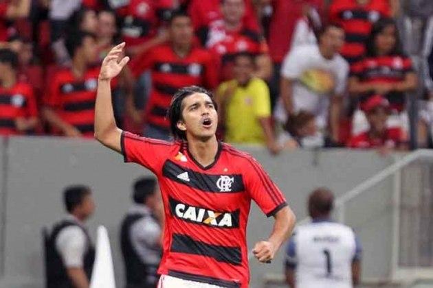 Vindo para a Gávea sob forte expectativa em 2013, o boliviano Marcelo Moreno pouco rendeu e não fez sombra a Hernane. Sua atuação foi inferior às no Cruzeiro e Grêmio.