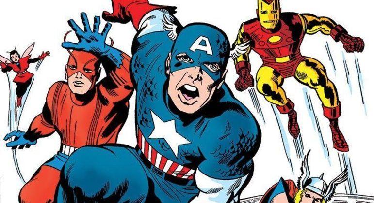 Livro mostra que super-heróis da Marvel fazem sucesso no Brasil há mais de 80 anos