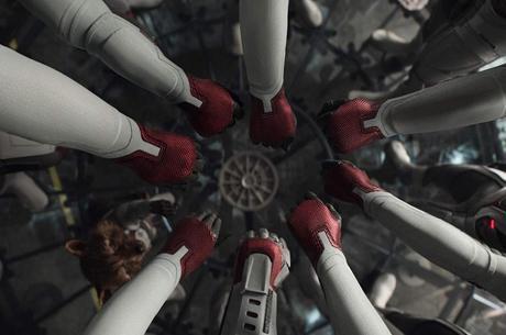 Vingadores viajam no tempo em Ultimato