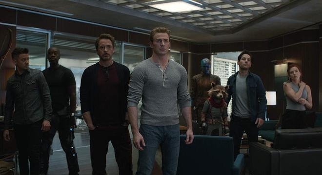 'Vingadores Ultimato' divide protagonismo entre toda a equipe