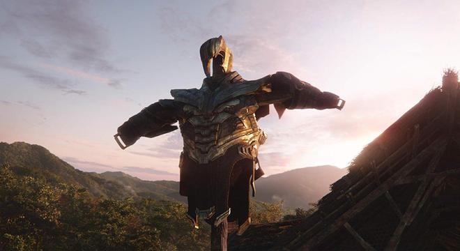 Thanos cumpriu seu objetivo em 'Guerra Infinita'