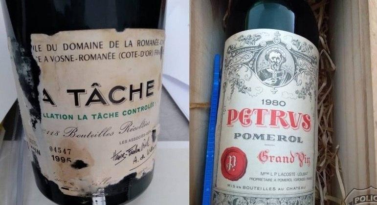 Homem furtou vinhos doados e vendeu para cliente