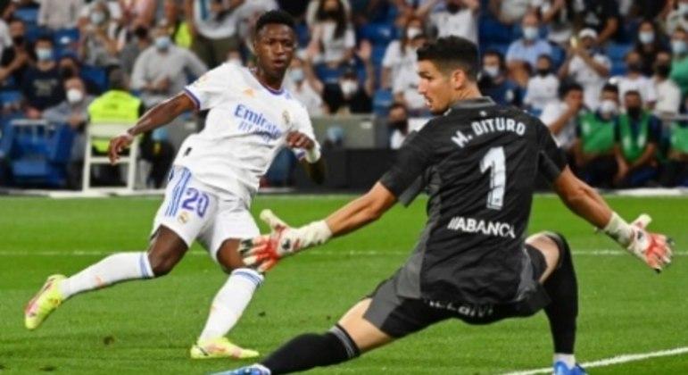 Vini Jr - Real Madrid x Celta de Vigo