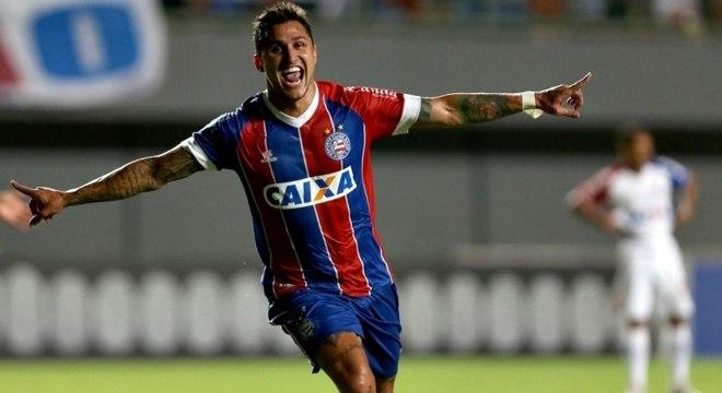 Vinícius jogou duas temporadas no Bahia e reforçará o meio de campo do Galo