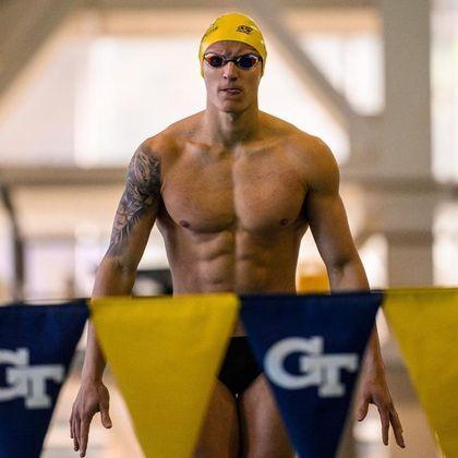 Caio Pumputis200 m medley