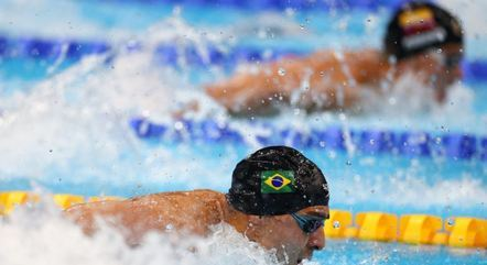 Vinicius Lanza não conseguiu se classificar