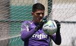 Assim como o outro goleiro reserva, Vinicius, que estava na lista de infectados do clube
