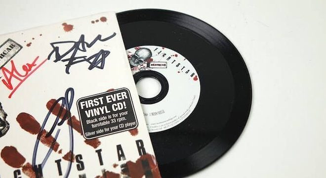 Em 2008, The Mars Volta inovava com CD, DVD e Vinil no mesmo disco