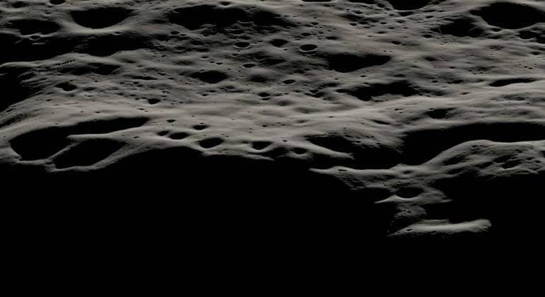 Veículo da Nasa irá explorar o polo sul da Lua para procurar água e outros recursos