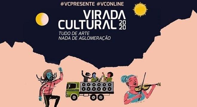 Evento incentiva atrações virtuais e respeito ao isolamento social