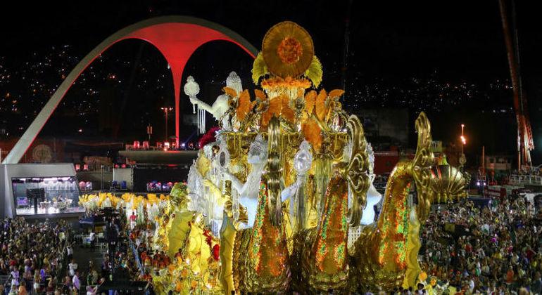 Viradouro venceu Carnaval em 2020 com o enredo sobre as Ganhadeiras