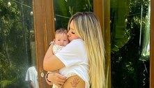 Virginia Fonseca faz tatuagem em homenagem à filha Maria Alice