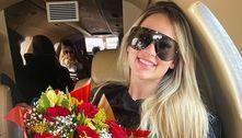 Virginia Fonseca ganha surpresa de Zé Felipe: 'Para sempre nós'