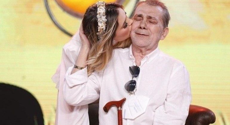 Mário Serrão, de 72 anos, estava internado em um hospital particular em Goiânia