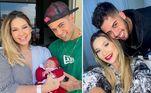 Com mais de 37 milhões de seguidores somados no Instagram, Zé Felipe e Virginia Fonseca são muito queridos pelo público. Os dois começaram o relacionamento em julho de 2020, no mesmo ano noivaram e se preparam para receber a primeira filha. Em março de 2021 se casaram e em maio, Maria Alice nasceu. Tudo isso aconteceu sob os olhos dos seguidores na web
