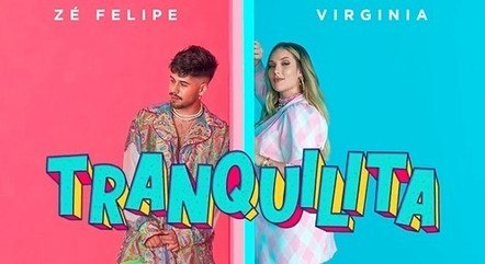 Virginia participou do hit de Zé Felipe